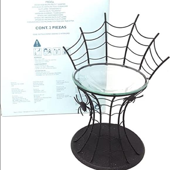 BNIB Partylite Spider Web Aroma Melter